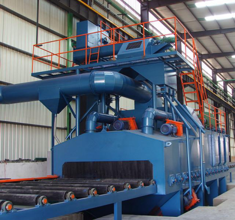 Factory source Bogie Shot Blasting Machinery -