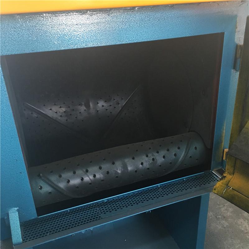 High Quality Steel Shot Bulk - Tumble Steel Belt Shot Blasting Machine – DX-BLAST