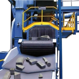 Automatic Wire Mesh-Belt Shot Blasting Machines