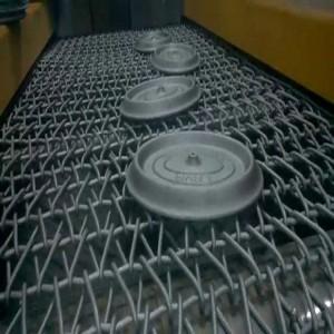 Automatic Wire Mesh-Belt Shot Blasting Machines