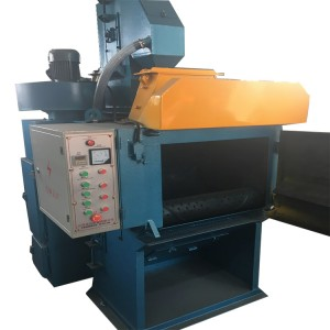 Batch Type Tumblast Machines