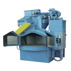 Lowest Price for Rotary Hanger Table Type Shot Blasting Machine/shot Blasting Equipment For Sale