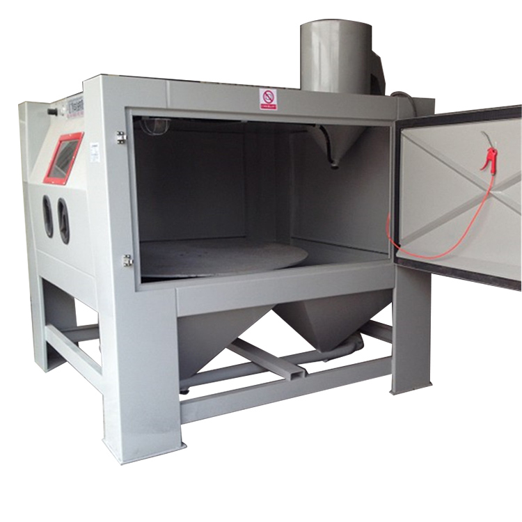 New Delivery for Internal Shot Blasting Machine - CE Certificate Hot Product Automatic Circulation Sandblasting Machine Roller Conveyor Type Rotating Cleaning Sand Blaster For Sale – DX-BLAST