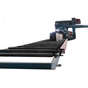 Discount Price China Steel H-Beam Shot Blasting Machine