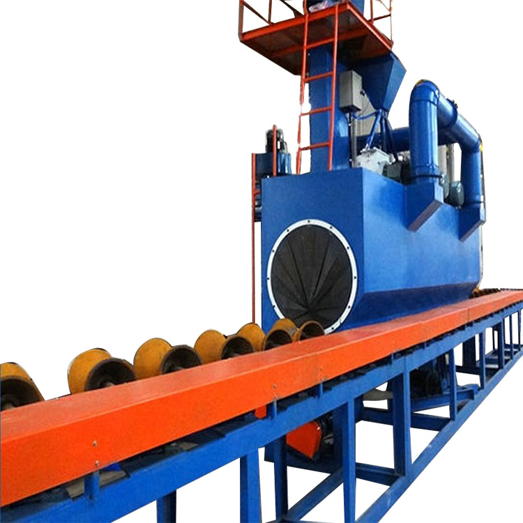 High Performance Media Blasting Booth -