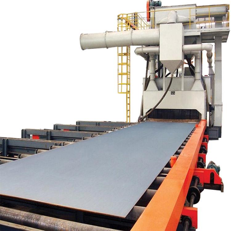 Wholesale Price China Shot Peening Equipment - Steel Plate Shot Blasting Machines for Profiling – DX-BLAST