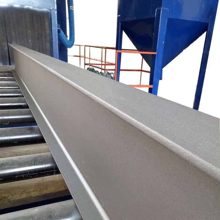 Continuous Tumble Belt Blast Machinery - Steel Structure Shot Blasting Machines for Welded Structure – DX-BLAST