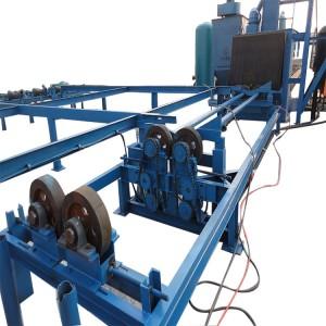Steel Tube Shot Blasting Machines for Inner Wall