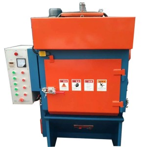 Steel Band Shot Blasting Machine -