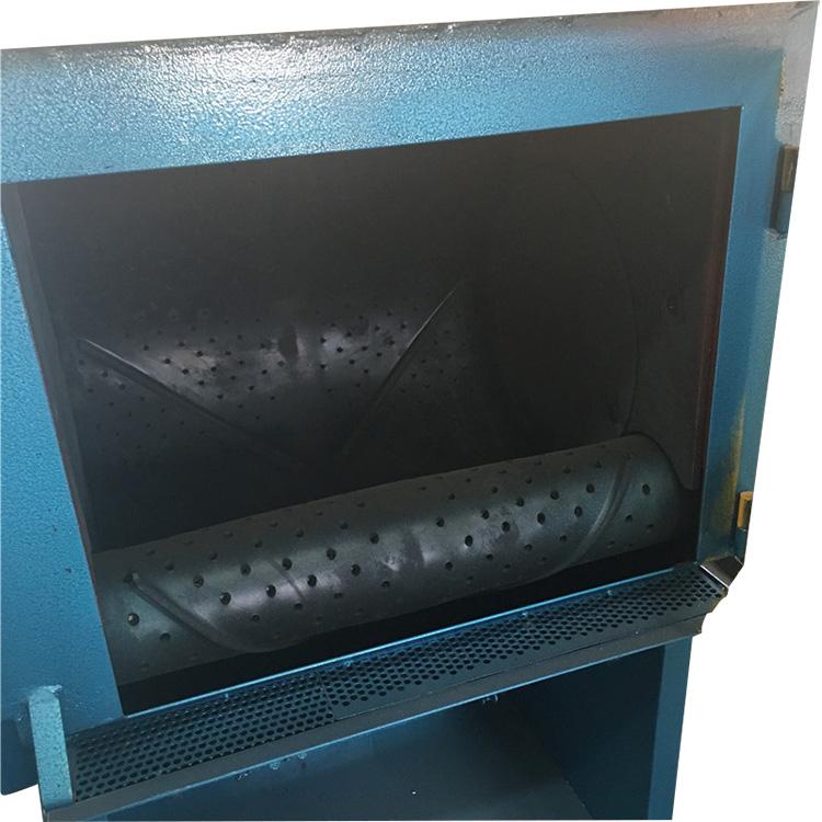 Factory Free sample Blast Booth - Tumble Steel Belt Shot Blasting Machine – DX-BLAST