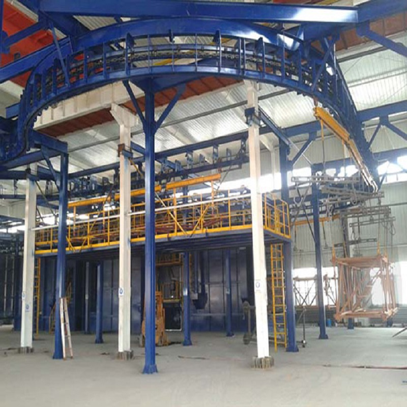 Manufacturing Companies for Hot Sale Shot Blasting Machine / Spinner Hanger With Efficiency