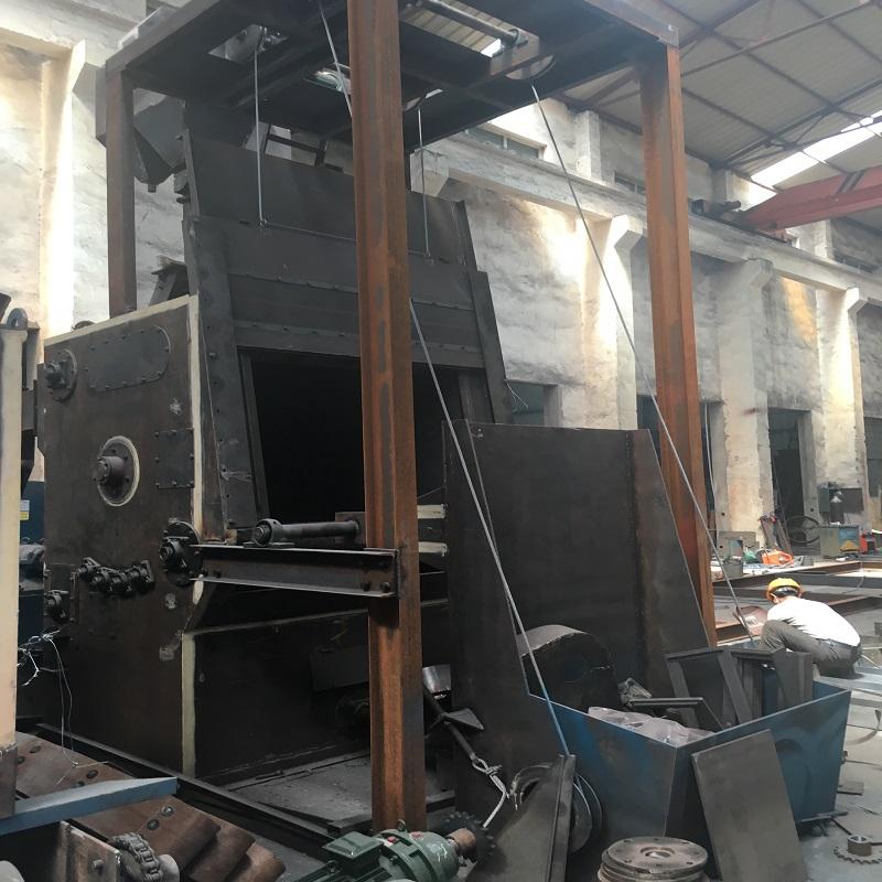 Wholesale Dealers of Twin Table Shot Blasting Machines - Batch Type Tumblast Machines – DX-BLAST