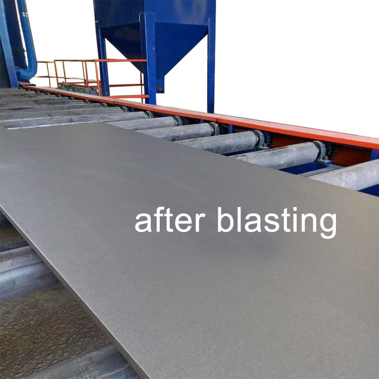 Good quality Grit Blast Machine - Hot New Products Superior Steel Pipe Shot Blasting Machine – DX-BLAST